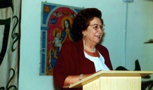 Cinta Almoguera, una pionera de la educación y el empoderamiento de la mujer empresaria en Huelva