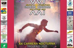 La XXI Carrera Nocturna 'San Antonio Abad' se disputa este sábado en Trigueros.