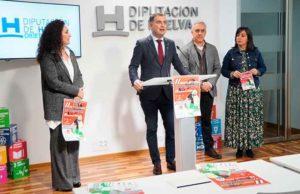 Un momento de la presentación del II Duatlón Cros 'Cepsa-Moguer' que se disputa el domingo.