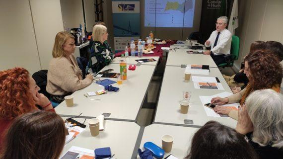 El Condado y el Algarve colaboran para el fomento del empleo