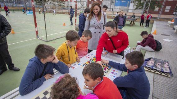 Un festival deportivo en Los Rosales clausurara la campaña '#EmpiezaxTi, Activa Tu Vida'
