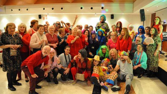 Las vacaciones de 'Navidad en Familia' que organiza la ONCE evitan la soledad de 43 personas ciegas de Andalucía
