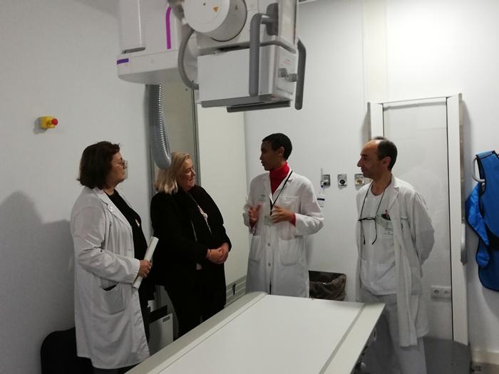 El Infanta Elena incorpora una nueva sala de radiodiagnóstico robotizada