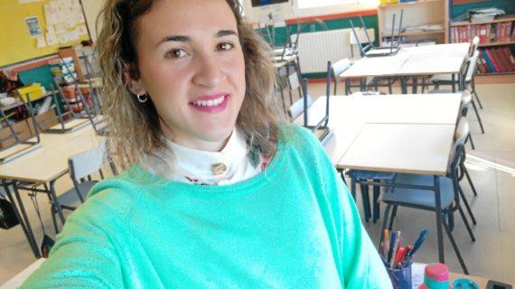 """María del Rocío Roldán Moro, una lucenera que hace suya la frase: """"dedícate a lo que te gusta y no tendrás que trabajar nunca"""""""