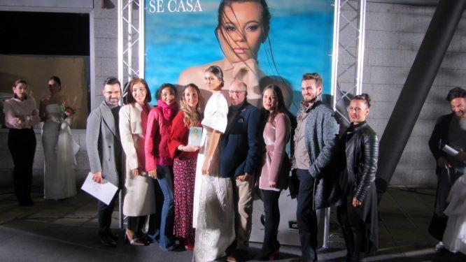 Diseñadores de toda Andalucía participan en el I Certamen 'Moda Nupcial 2019' de Huelva