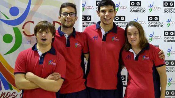 El CODA Huelva viaja a Oviedo para participar en el VI Open Mareastur de natación adaptada