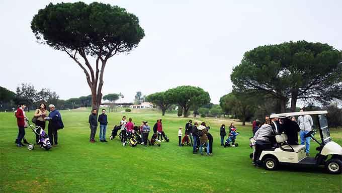 El Club de Golf Bellavista alberga un fin de semana lleno de eventos y competiciones