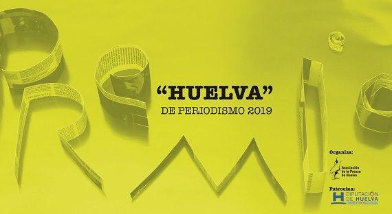 La Asociación de la Prensa convoca el Premio 'Huelva' de Periodismo patrocinado por la Diputación