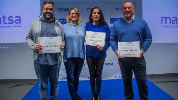 Más de 30 proyectos de entidades locales respaldados por el Programa Alianza de MATSA
