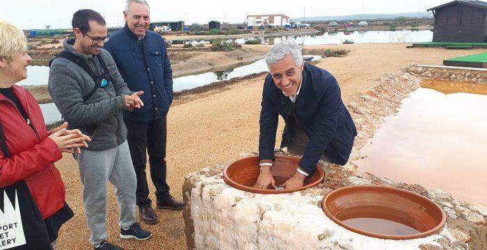 La tradición de las salinas en Huelva protagoniza el proyecto de Diputación para ARCOMadrid 2020