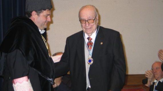 Moguer prepara el centenario de su poeta Francisco Garfias, único Premio Nacional de Literatura onubense