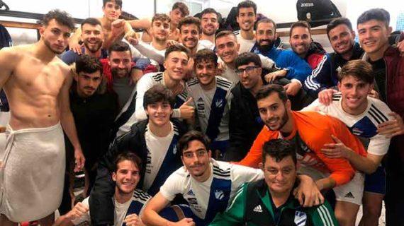 Victoria del Atlético Onubense (2-1) ante el Cabecense en la División de Honor Andaluza