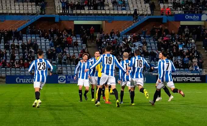 Con el punto final a la temporada del fútbol no profesional, el Recre asegura su continuidad en Segunda B.