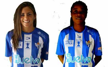 El Sporting de Huelva ya busca refuerzos tras la marcha acordada con Sara Navarro y Oluwatobiloba Olanrewaju