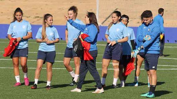 El Sporting de Huelva comenzó a trabajar el domingo para preparar su primer partido en 2020