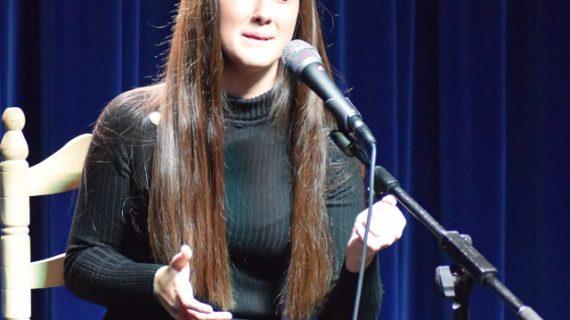 """Lucía Beltrán se lleva el primer premio del Concurso Nacional de """"Cantes de Ida Vuelta"""" de Marchena"""