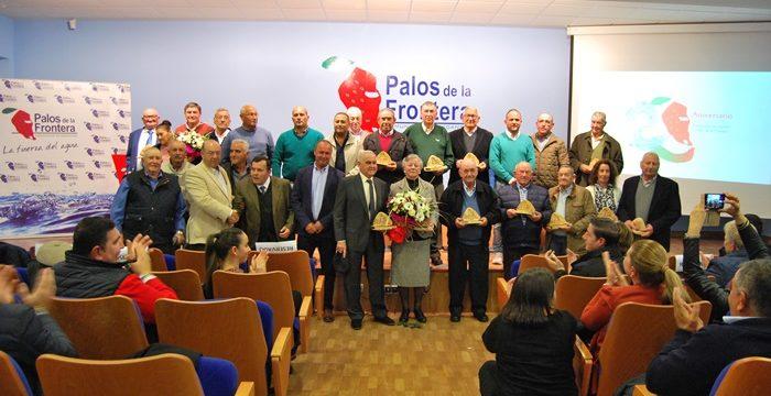 CR Palos homenajea a 16 hombres y mujeres que han dedicado su vida a la agricultura