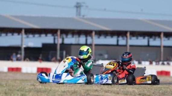 El Club Karting Huelva hace historia en la provincia onubense dentro del mundo del motor