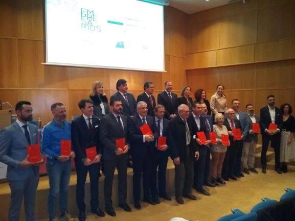 Entregados los Premios Empresarios del Año de Huelva