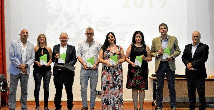 Arranca el proceso de selección del Empleado Público del Año 2020 en la provincia de Huelva