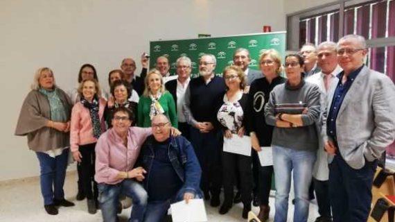 El Hospital Infanta Elena rinde homenaje a sus compañeros jubilados durante 2019