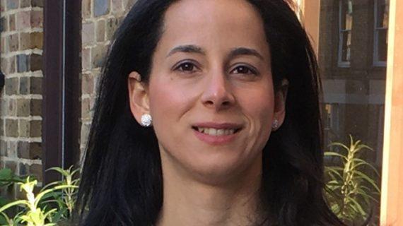 La química onubense María Ángeles Fuentes, Premio Andalucía Joven 2019