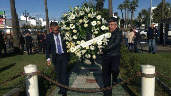 Isla Cristina recuerda el 80º Aniversario del naufragio del galeón isleño 'Purita Pérez'