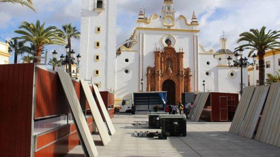 Arranca este fin de semana el mercadillo navideño de La Palma del Condado