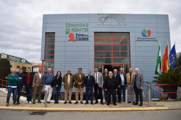 La Junta subvenciona el 60% de la planta fotovoltaica de los regantes de Palos