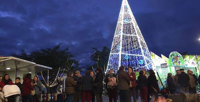 Puebla de Guzmán invita a vivir en la localidad una Navidad repleta de actividades