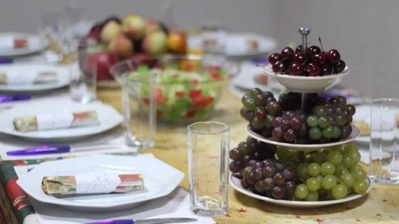 Comer sano en Navidad es posible