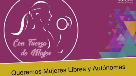 'Con fuerza de mujer' llega a Hinojos