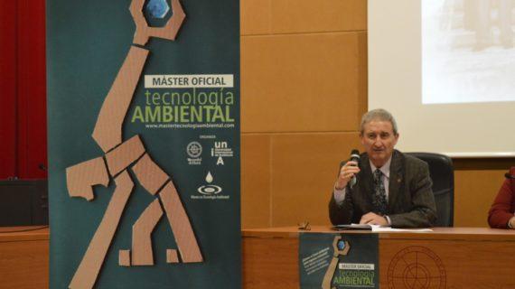 La Universidad de Huelva da paso a la nueva edición del Máster en Tecnología Ambiental