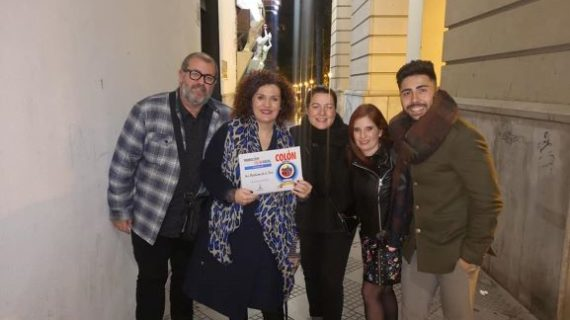 Pilar Miranda, San Bartolomé de la Torre, Pedro J. Ruiz-Constantino, Isla Chica, Manu Suero o Rafa Adamuz recogen su Premio Colón Digital