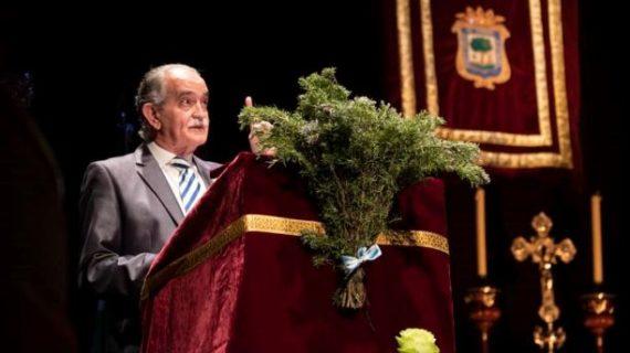 Manuel Correa demuestra su amor por Huelva en su pregón a San Sebastián
