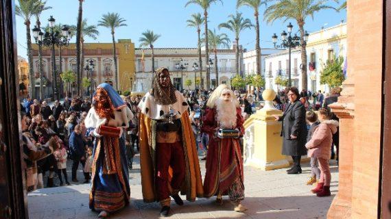 Los Reyes Magos han repartido ilusión, regalos y buenos deseos en La Palma