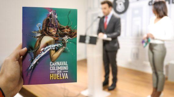 """La capital onubense presenta la programación del Carnaval Colombino con """"un hueco para todos"""""""