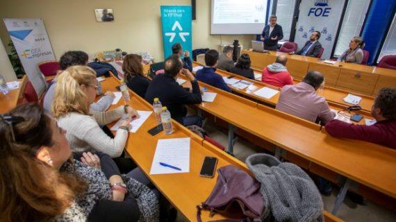 La Federación Onubense de Empresarios y la Fundación Bertelsmann potencian la FP Dual en Huelva
