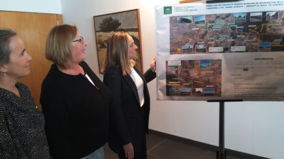 Licitado el proyecto de ampliación del tercer carril en la carretera entre Almonte y El Rocío
