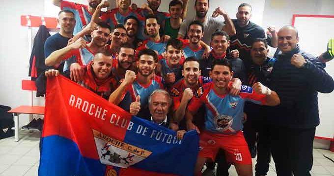 Golpe en la mesa del Cartaya y el Aroche, ganadores de sus partidos este sábado en la División de Honor Andaluza