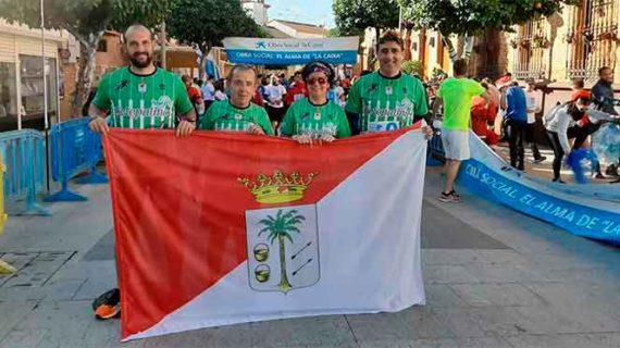 Apretado calendario espera a los representantes del Club Amigos del Atletismo de La Palma del Condado