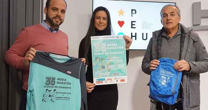 Más de 800 participantes se esperan en la 35 Media Maratón 'Ciudad de Ayamonte' y en la Carrera Popular Virgen de las Angustias