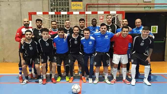 El CD Sordos Huelva peleará por las medallas en el Europeo de fútbol sala.