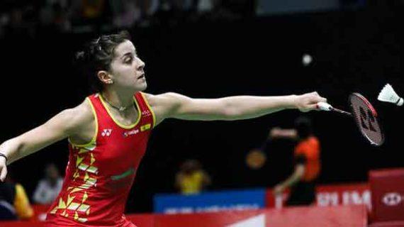 Carolina Marín se jugará con la surcoreana An Se Young el pase a las semifinales en el Masters de Indonesia de bádminton