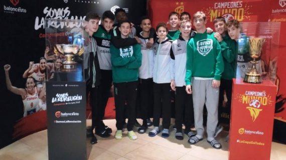 La copa del Campeón del Mundo en Baloncesto 2019 estará en Huelva el martes