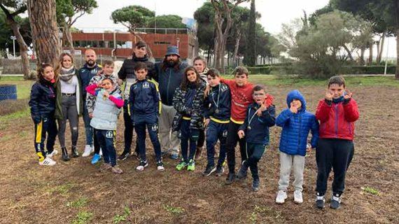 Brillante actuación del Club Deportivo Punta Umbría en los Juegos Deportivos Municipales de Sevilla de Piragüismo