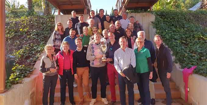 Gran triunfo del Bellavista Huelva Club en la I Ryder Cup Bellavista & Monacilla