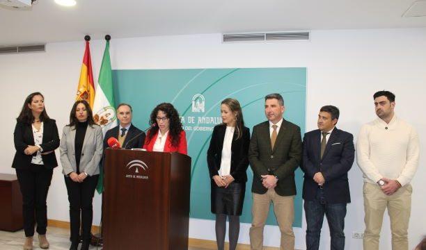 """La consejera Rocío Ruiz afirma que el primer año de Gobierno muestra """"una Andalucía mejor y con más oportunidades"""""""
