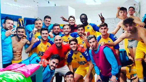 Importantes victorias del Isla Cristina y de La Palma en el regreso de la competición en la División de Honor Andaluza