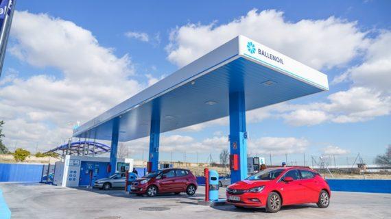 Huelva albergará dos nuevas estaciones de servicio Ballenoil en 2020